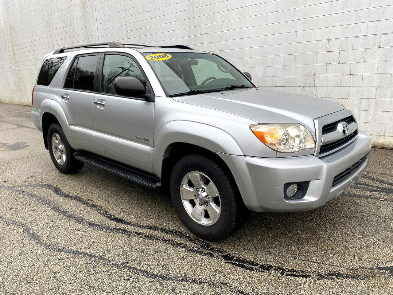 Toyota 4Runner 4dr Auto 4WD 2008