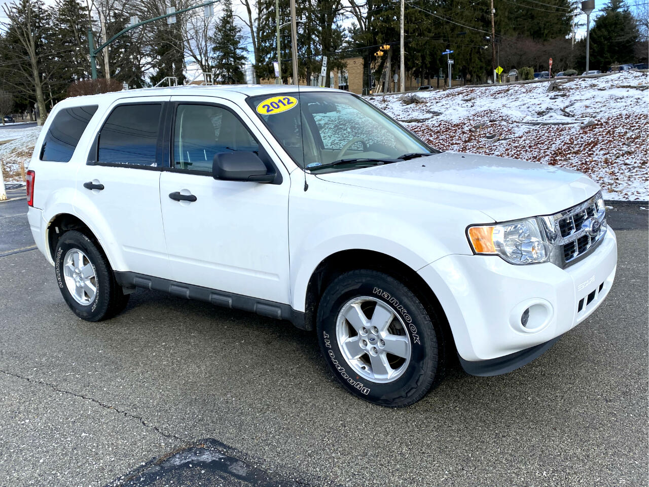 Ford Escape XLS 4WD AT 2012