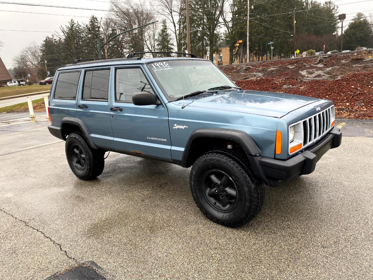 Jeep Cherokee Sport 4-Door 4WD 1998
