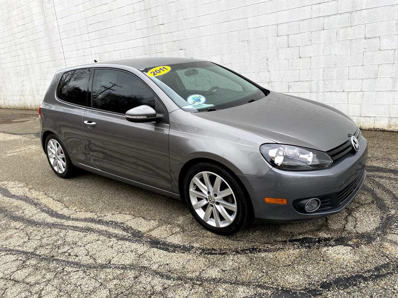 Volkswagen Golf 2.0L 2-Door TDI 2011