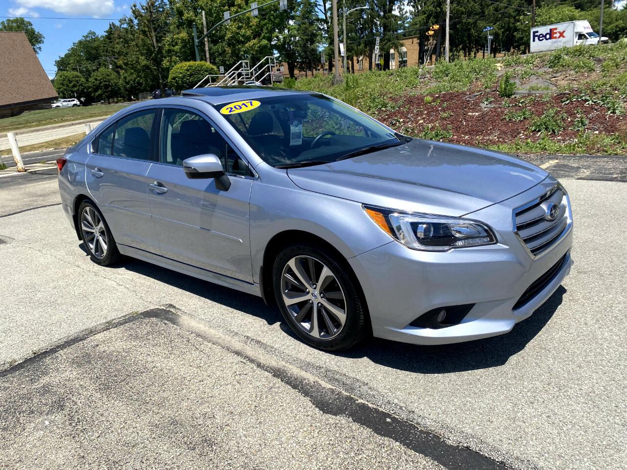 Subaru Legacy 2.5i Limited 2017