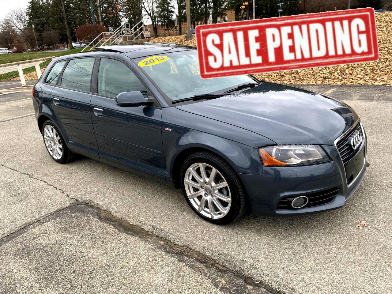 Audi A3 2.0 TDI Clean Diesel with S tronic 2013