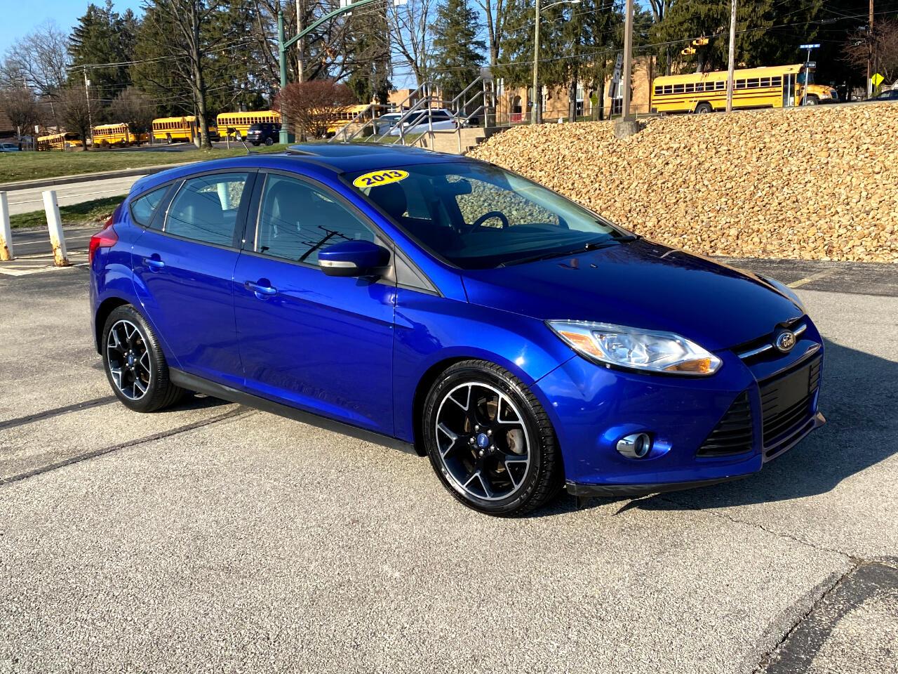 Ford Focus SE Hatch 2013