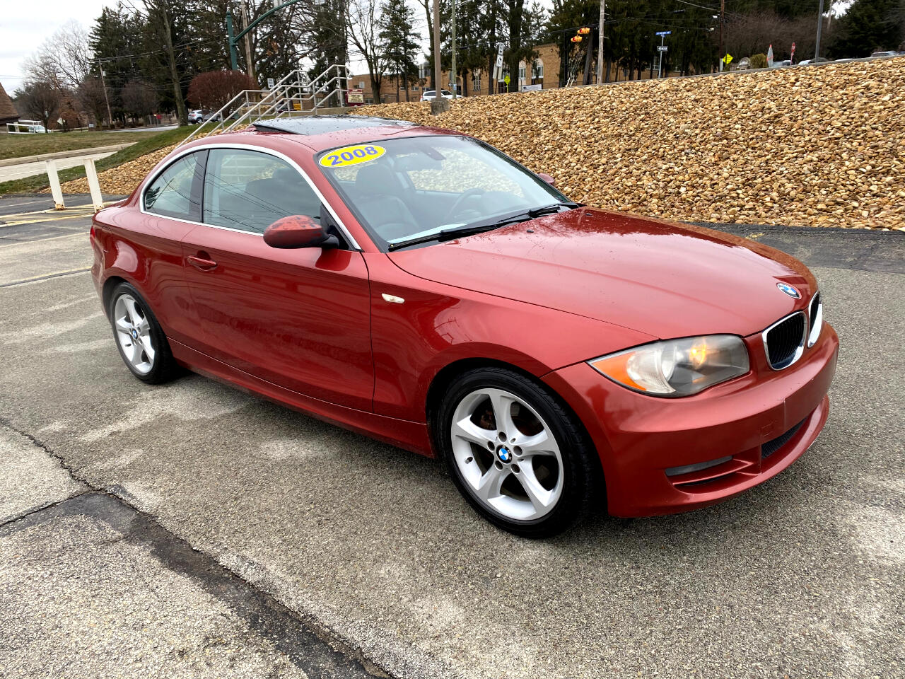 BMW 1-Series 128i Coupe 2008
