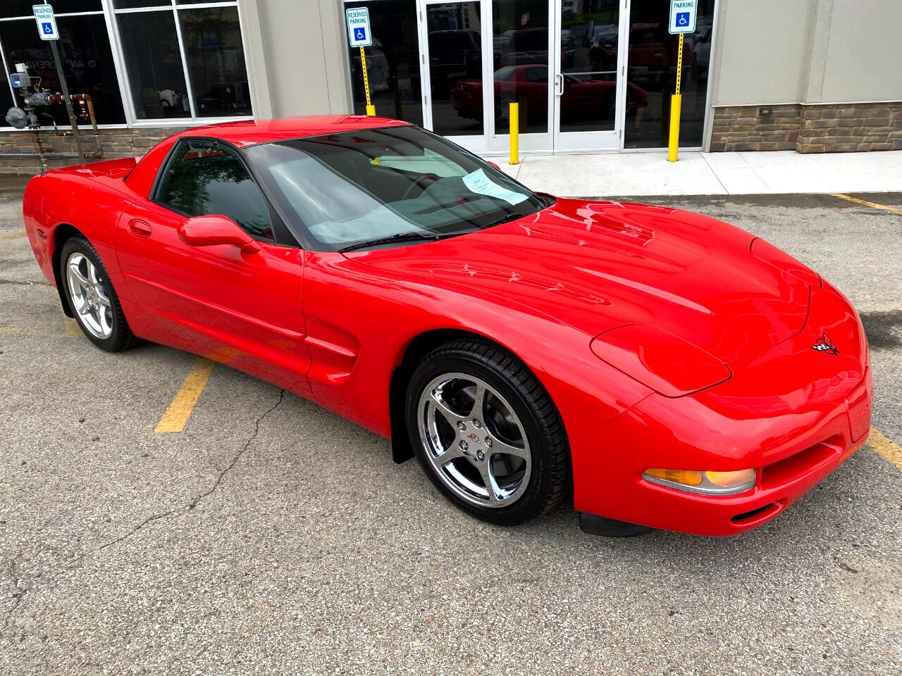 Chevrolet Corvette Hardtop 2000