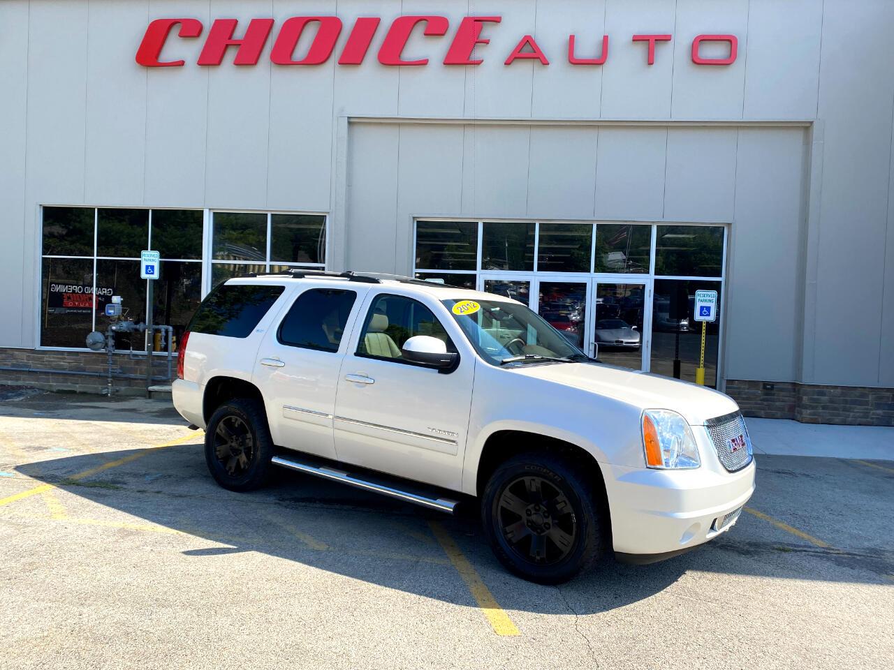 GMC Yukon SLT 4WD 2012