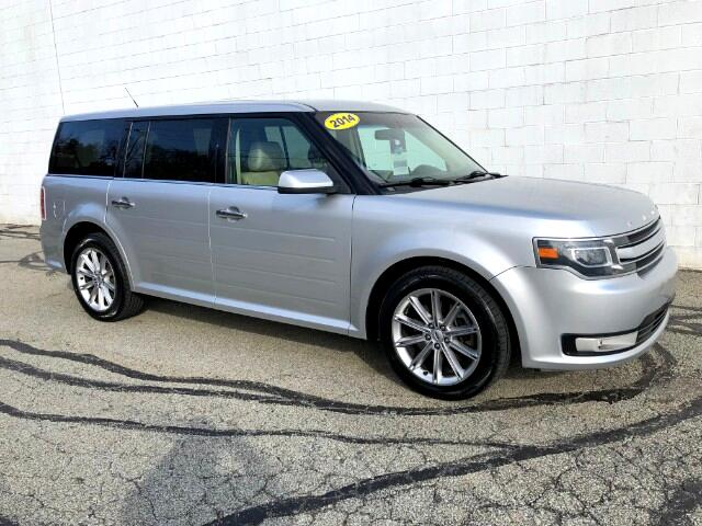 Ford Flex Limited AWD 2014