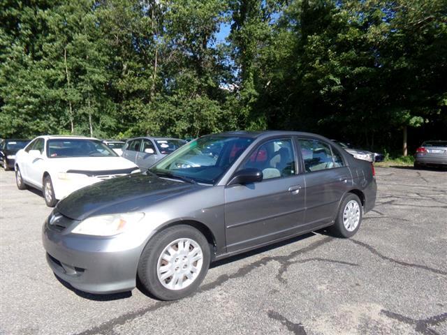 2005 Honda Civic Sdn LX AT