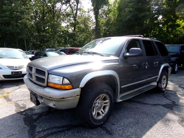 2003 Dodge Durango 4dr 4WD SLT Plus