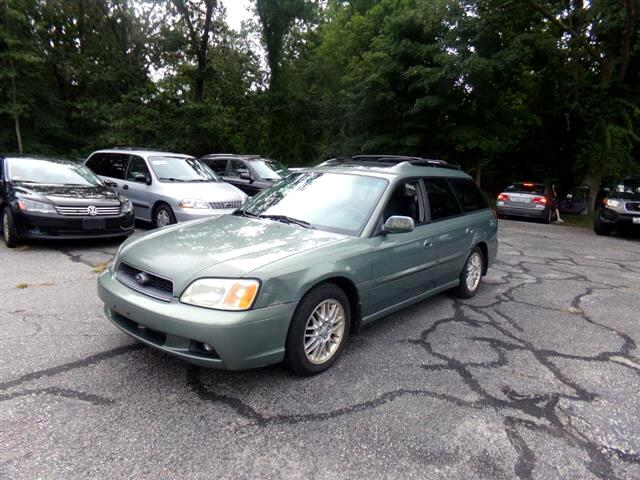 2003 Subaru Legacy Wagon 5dr L Manual