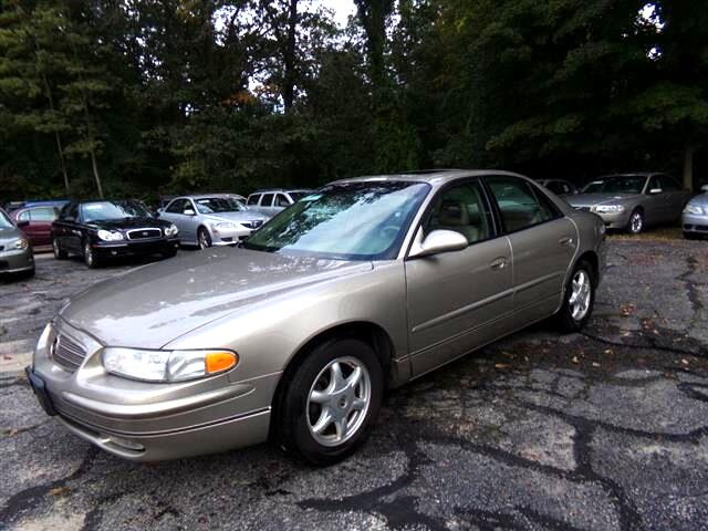 2003 Buick Regal 4dr Sdn LS