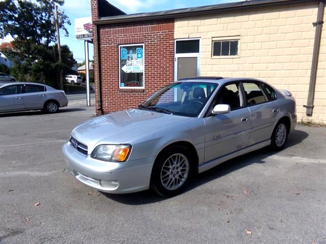 2002 Subaru Legacy Sedan 4dr GT Ltd Manual