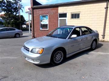 2002 Subaru Legacy Sedan