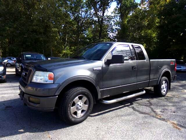 "2004 Ford F-150 Supercab 133"" XLT 4WD"