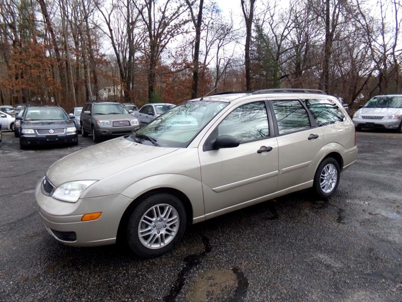 2006 Ford Focus 4dr Wgn ZXW SE