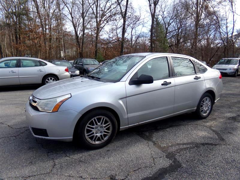 2010 Ford Focus 4dr Sdn SE