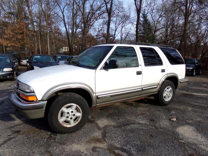 1999 Chevrolet Blazer 4dr 4WD LS