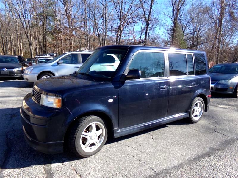 2006 Scion xB 5dr Wgn Manual (Natl)