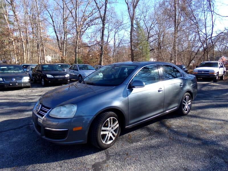 2005 Volkswagen Jetta Sedan A5 4dr 2.5L Manual