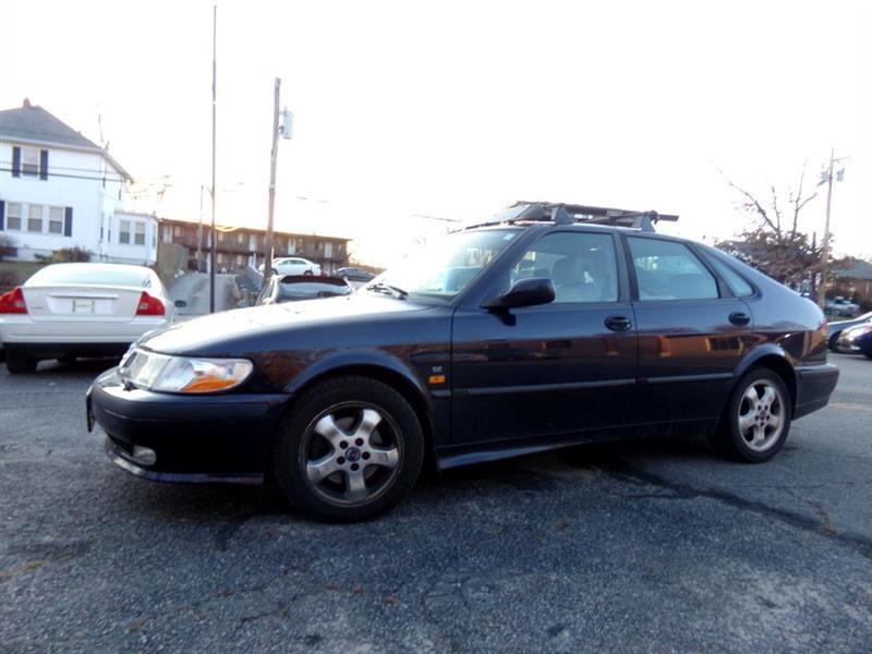 2000 Saab 9-3 5dr HB SE Auto w/Sunroof