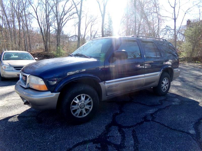 1999 GMC Jimmy 4dr 4WD SL