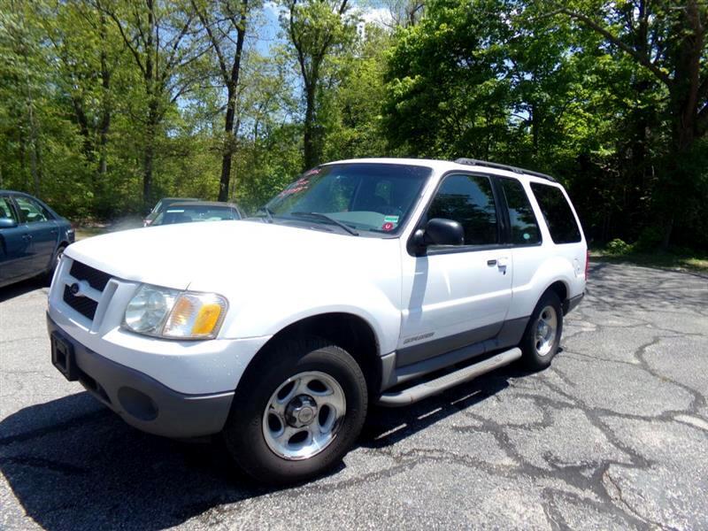 "2002 Ford Explorer Sport 2dr 102"" WB Value Manual"