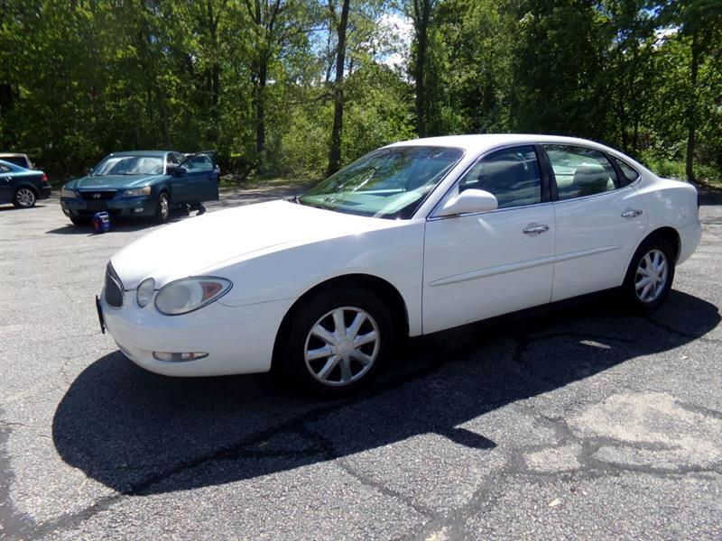2006 Buick LaCrosse 4dr Sdn CX