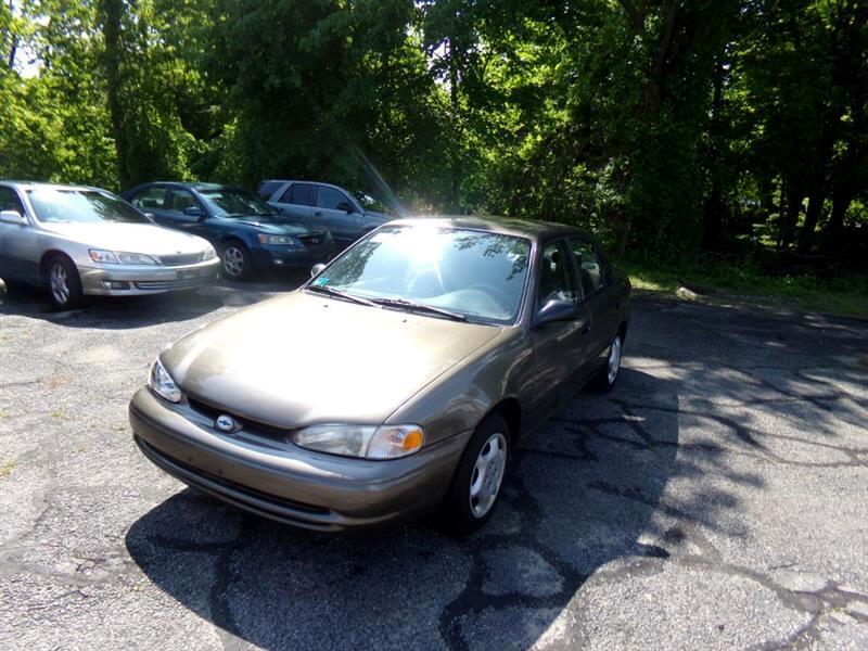 2000 Chevrolet Prizm 4dr Sdn