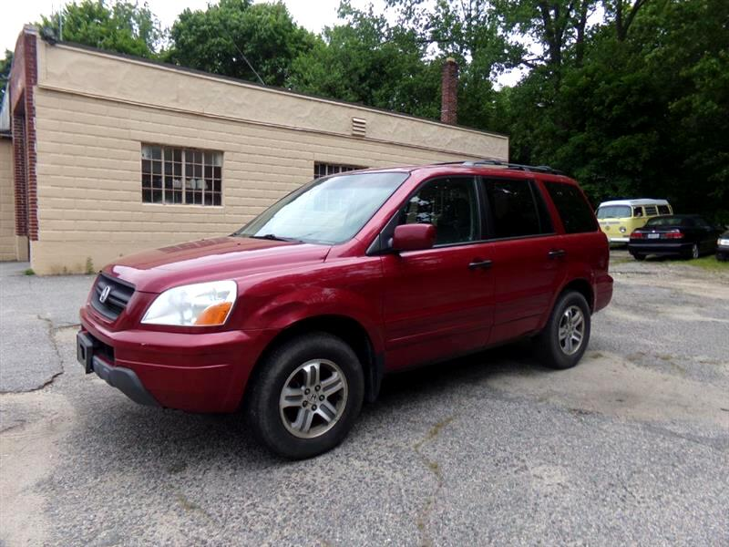 2003 Honda Pilot 4WD EX Auto w/Leather