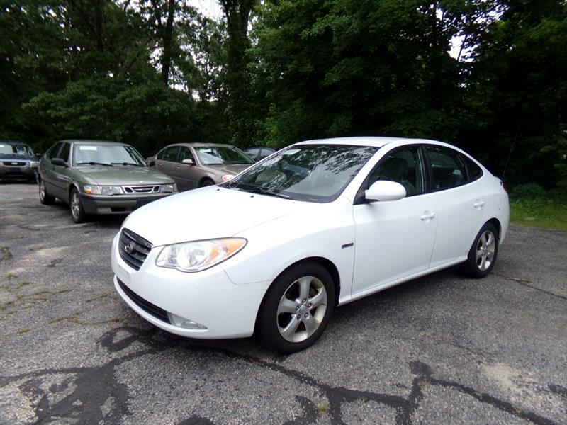 2007 Hyundai Elantra 4dr Sdn Manual GLS *Ltd Avail*