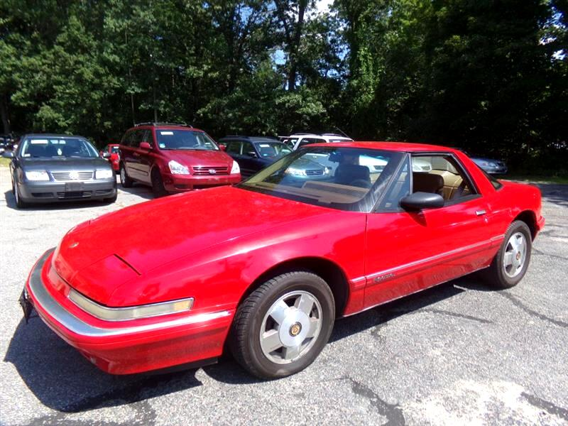 1988 Buick Reatta 2dr Coupe