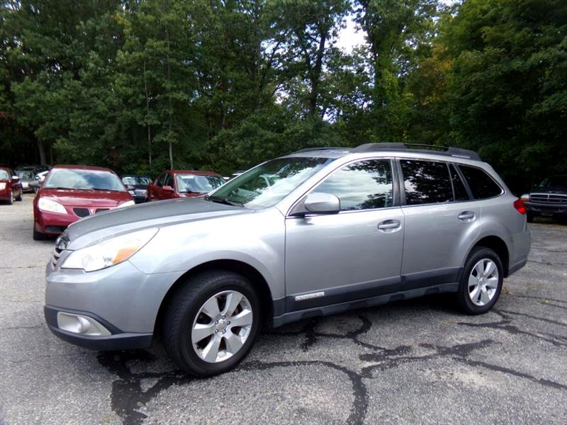 2010 Subaru Outback 4dr Wgn H4 Man 2.5i Prem All-Weather