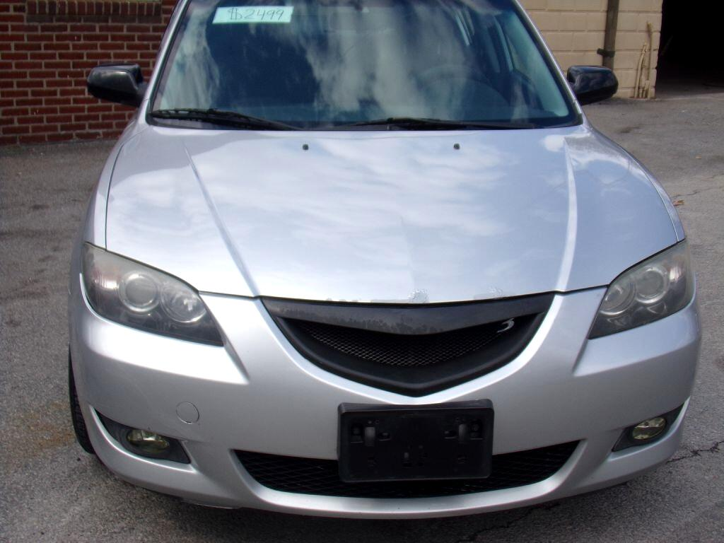 Mazda MAZDA3 i 4-door 2006