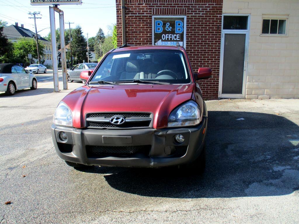 Hyundai Tucson GLS 2.7 2WD 2005