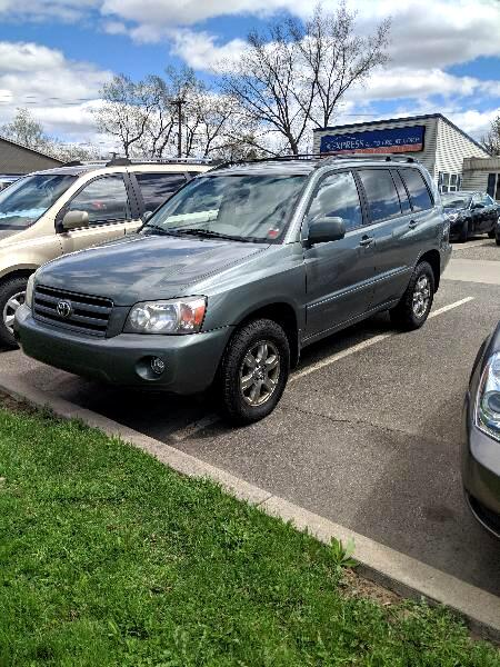 2006 Toyota Highlander Limited V6 4WD