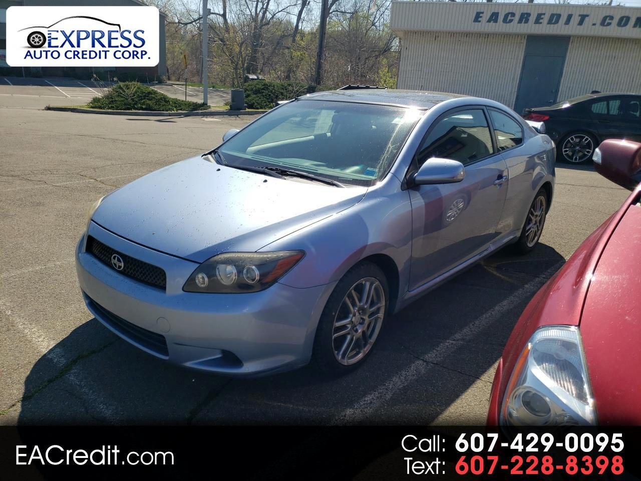 Scion tC 2dr HB Man Spec (Natl) 2008