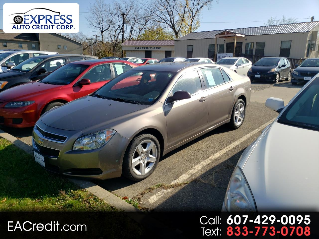Chevrolet Malibu 4dr Sdn LS w/1LS 2011