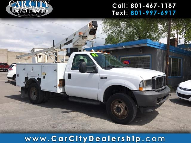 2002 Ford F-450 SD Regular Cab 4WD DRW