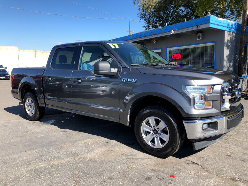 2017 Ford F-150 SuperCrew 139