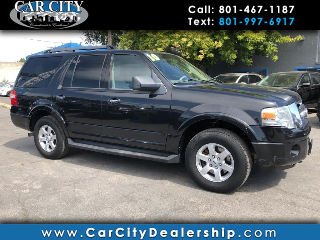 2010 Ford Expedition 4WD 4dr XLT