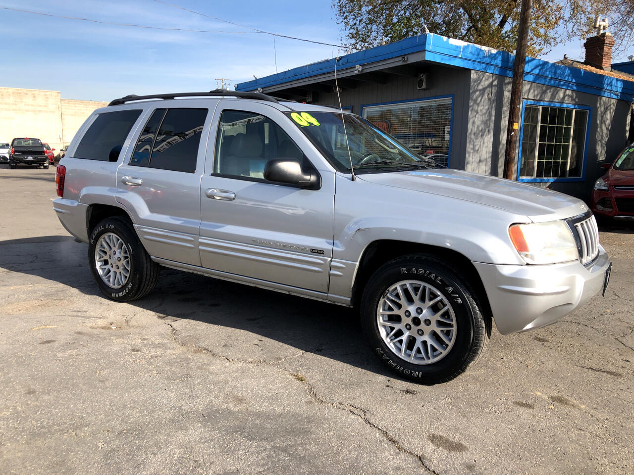 2004 Jeep Grand Cherokee 4dr Limited 4WD