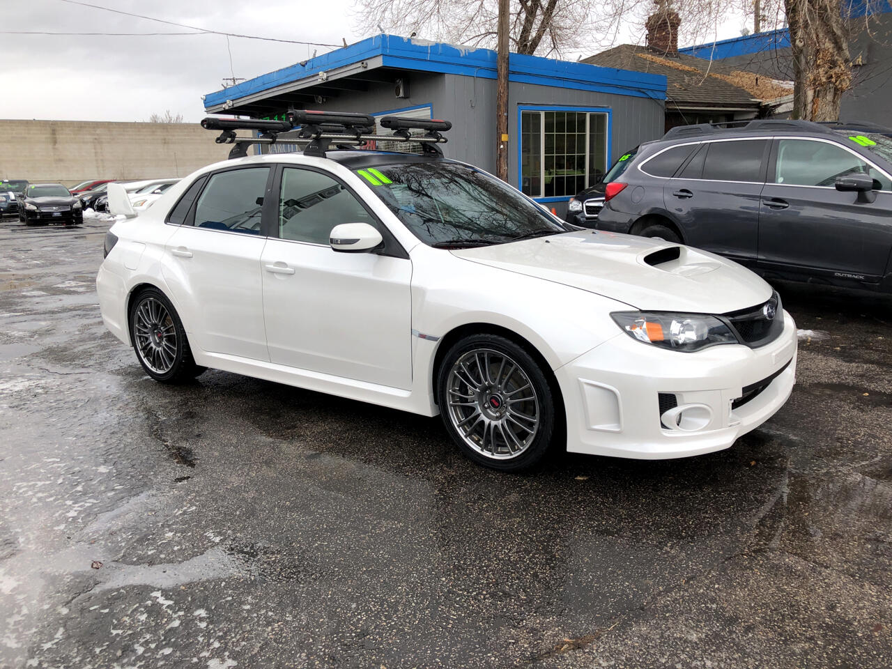 2011 Subaru Impreza Sedan WRX 4dr Man WRX STI Limited
