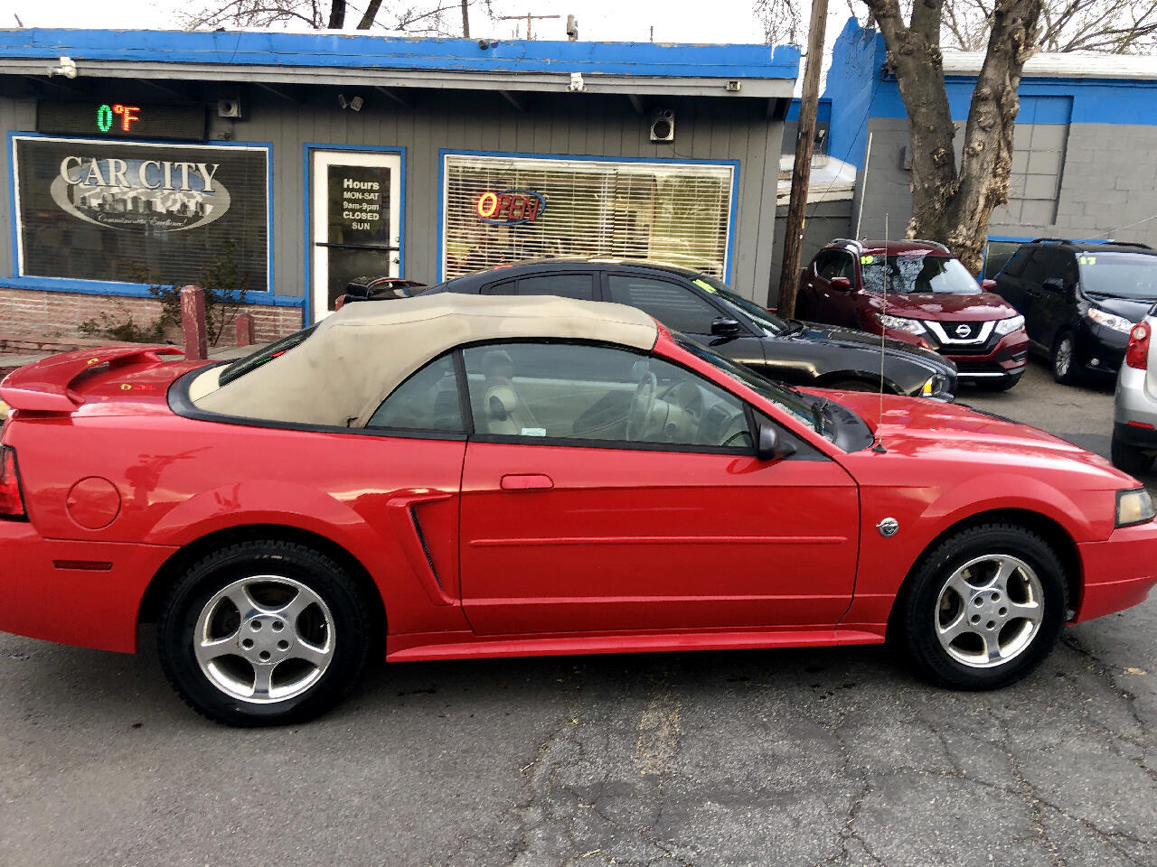 2004 Ford Mustang 2dr Conv Premium