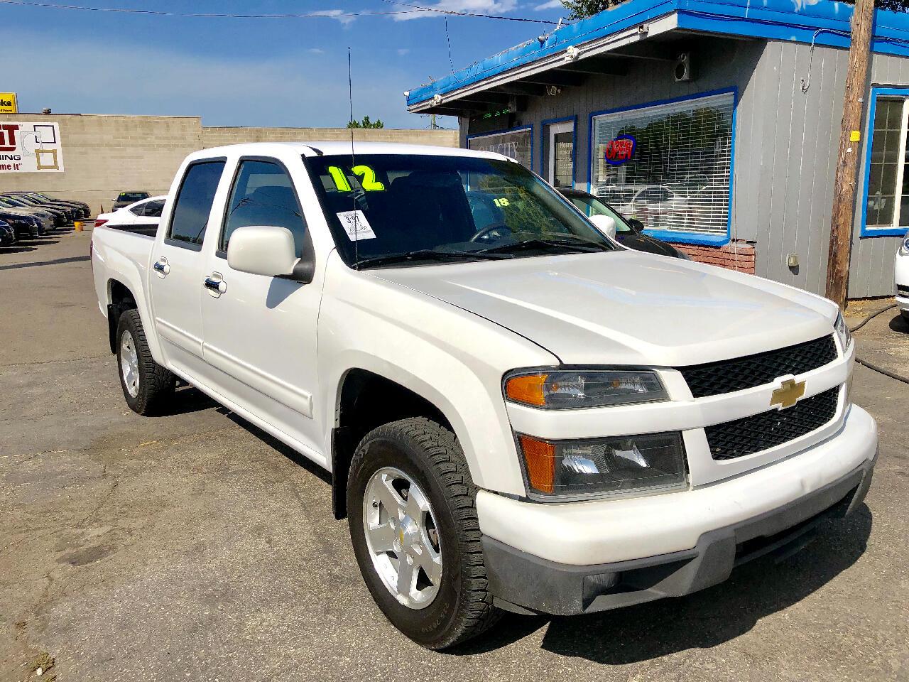 """2012 Chevrolet Colorado 2WD Crew Cab 126.0"""" LT"""