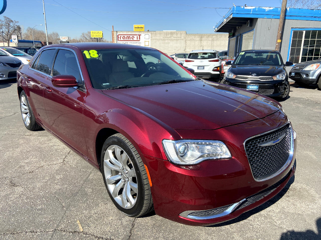 Chrysler 300 Touring L RWD 2018