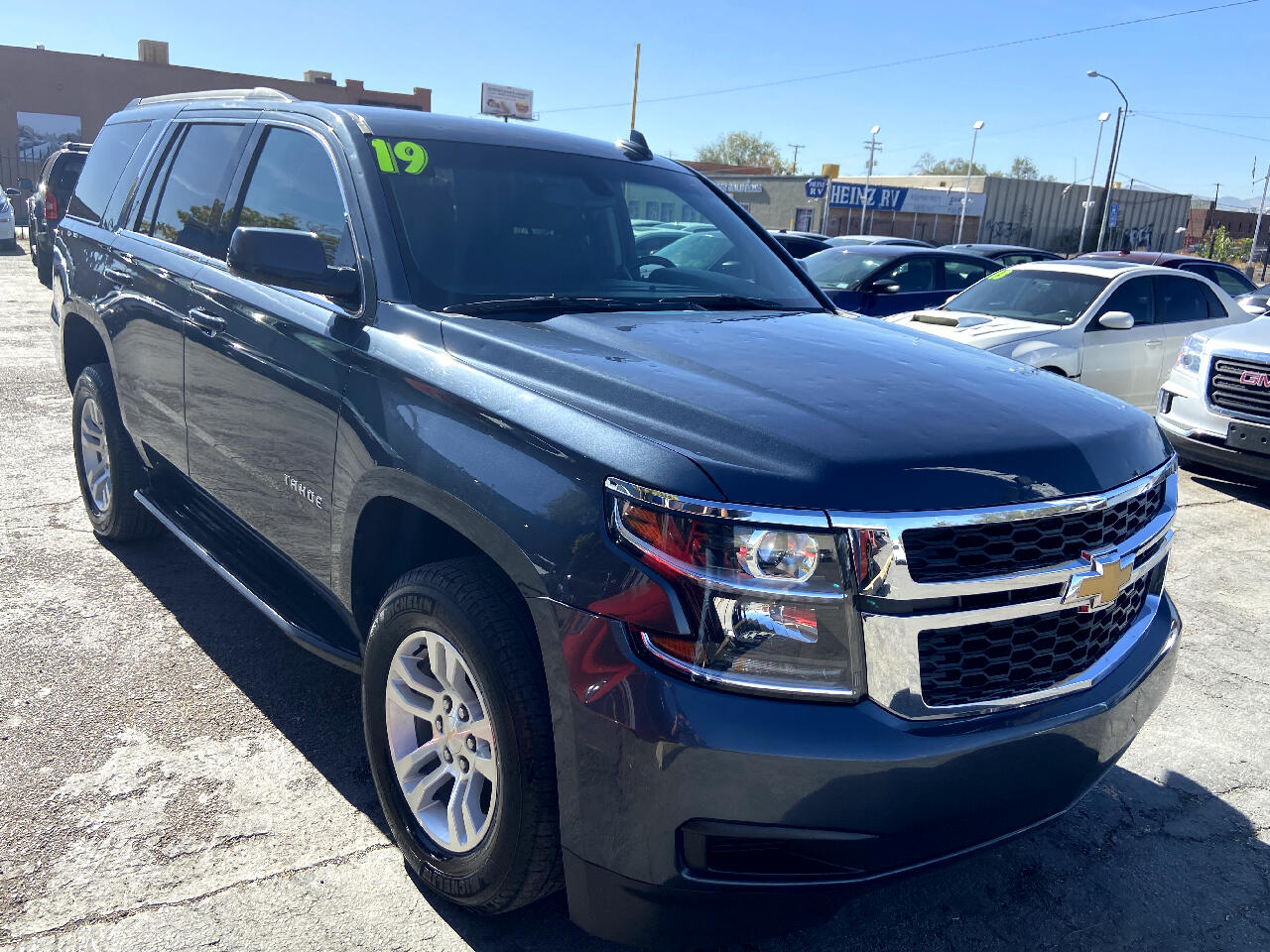 Chevrolet Tahoe 4WD 4dr LS 2019