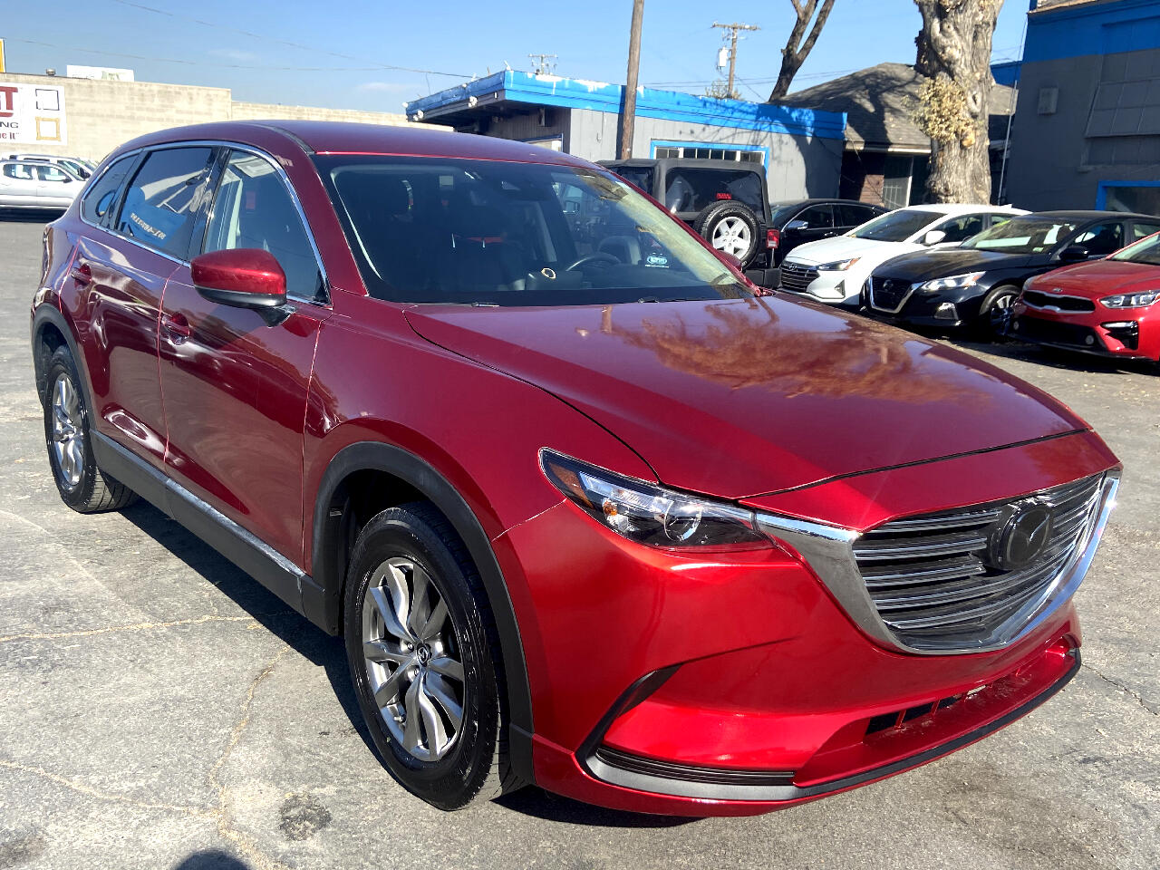 Mazda CX-9 Touring AWD 2019