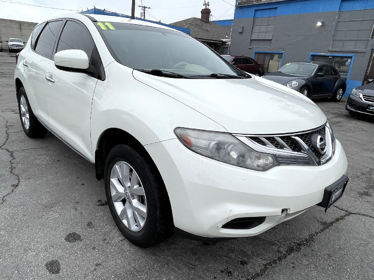 Nissan Murano AWD 4dr S 2011
