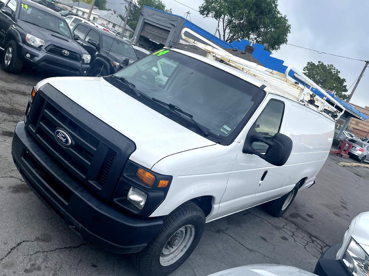 Ford Econoline Cargo Van E-250 Ext Recreational 2014