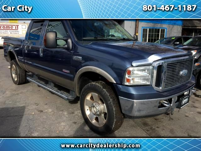 Ford F-350 SD XLT Crew Cab Long Bed 4WD 2007